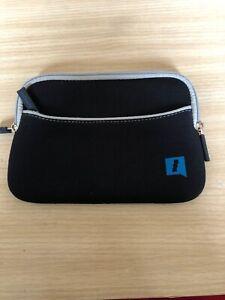 iGadgitz U1955 Neoprene Case with Pocket for Apple iPad Mini 1st & 2nd Gen Black