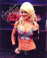 ANGELINA LOVE TNA SIGNED AUTOGRAPH 8X10 PHOTO #2 W/ PROOF