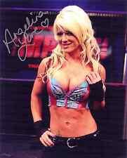 ANGELINA LOVE TNA SIGNED AUTOGRAPH 8X10 PHOTO #2 W/ PROOF