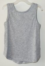 Brand New Gap Kids Gray Sweater Vest Girl's Size 6-7