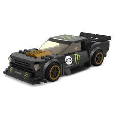 LEGO MOC Custom Ford Hoonigan - Only Building PDF Instructions ! No Bricks !