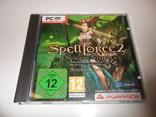 PC  Spellforce 2 - Dragon Storm