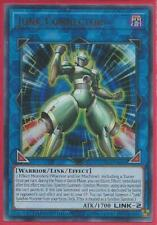 Yugioh - Junk Connector - Holographic Ultra Rare - Limited Edition Card