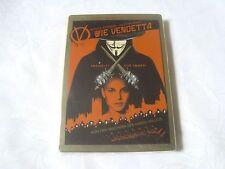 V FOR VENDETTA SteelBook + limited graphic novel book Natalie Portman DVD