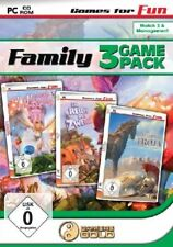 Games for Fun Family Game Pack 2-Lills / Im Reich der Zwerge/Glitzernd NEU(1077)