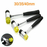 Rubber Double Face Work Glazing Window Beads Hammer Nylon Head Mallet Tool X1