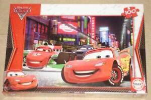 Educa Disney Cars 100 pcs jigsaw puzzle 14940 new sealed