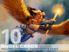 10X Angel Cards (Includes Rares!) MTG Magic -10 Card Lot Collection Deck-