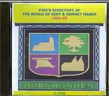 Répertoire de Pike Weald de de Kent & Romney Marsh 1884-5