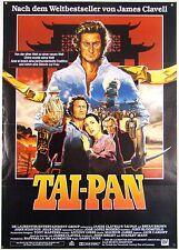 Tai Pan (nach James Clavell) Bryan Brown, John Stanton - Filmplakat DIN A1