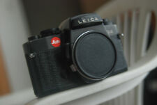 Leica R4 camera body only with strap