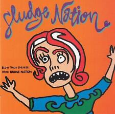 SLUDGE NATION -  Blow Your Speakers With Sludge Nation - JAPAN CD - 1996  - AVEX