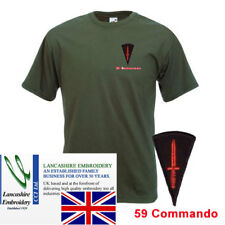 New 59 Commando RE Olive Green T Shirt Extra Large
