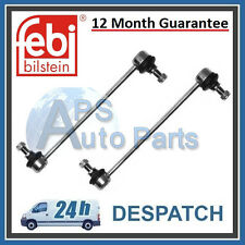 2x Vauxhall Corsa 1.0 1.2 1.3 1.4 1.7 1.8 Front Stabiliser Drop Link Rod New