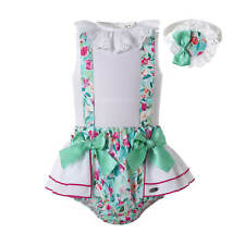 Pettigirl Baby Girl Dress 6-9 9-12 12-18 18-24 Months Floral Party Dresses