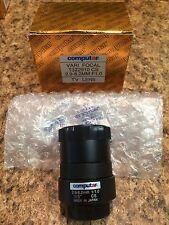 NEW COMPUTAR Tiny Zoom 1.0/2.9-8.2MM CS-Mount CCTV TV SECURITY CAMERA Lens