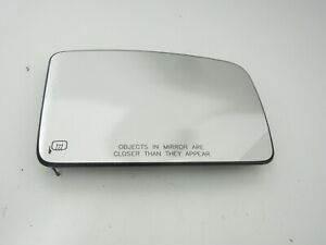 FORD EXPEDITION 2004 LINCOLN NAVIGATOR right passenger side HEATED MIRROR GLASS