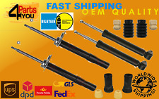 Shock Absorbers dampers SET BMW E39 ESTATE VAN 5 series 4X +COVERS FOR LEVEL CON