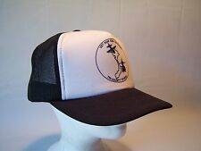 Vintage 80's Viet Nam Era Veterans Tri-County Council Trucker Hat Men's One Size
