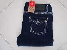 Outback/ Wild Child -  Ladies Bling Mid Rise Bootleg Stretch Jeans - Size Aus 18