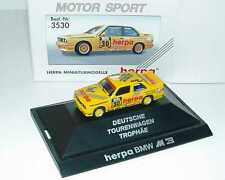 1:87 BMW M3 E30 TNT 1991 herpa Nr.30 Michael Neumeister - herpa 3530