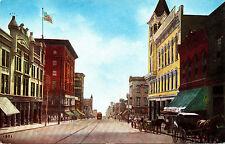 "Mt Montana Butte: ""Main Street South from Quartz St"" Williamson-Haffner Card"