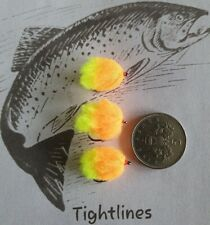 3 x FI ORANGE TEQUILA EGGSTASY BLOBS size 12