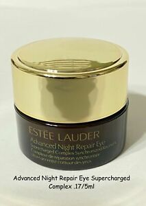 New Estee Lauder Advanced Night Repair Eye Supercharged Complex Cream, NO BOX