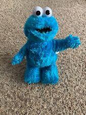 2007 Fisher Price TMX Friend - Tickle Tummy Cookie Monster - Sesame Street -