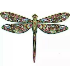 """3"""" Sticker Dragonfly Hippie Boho Bug Peace Spiritual Afterlife Rebirth Cool Love"""