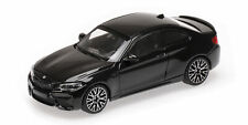 1 43 Minichamps BMW M2 Competition 2019 Black-metallic