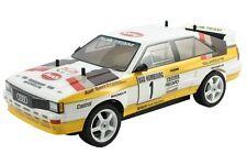 1:10 Carisma M40S Audi Quatro Rally CAR  4WD RTR 2.4GHZ + Charger + Akku