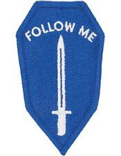 Infantry School Follow Me Full Color Patch (P-INSCH-F)