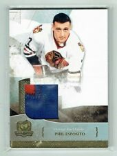10-11 UD Upper Deck The Cup  Phil Esposito  /10  Patch  HOF