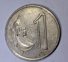 URUGUAY 1 Nueva Peso 1980 KM# 74 ACA898
