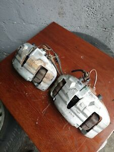 FORD GALAXY VW SHARAN V6 2.8 PAIR OF FRONT CALIPERS WITH CARRIER AND BOLTS