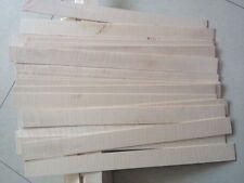 5 sets violin side sheet flamed maple european tone wood