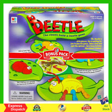 Beetle Build A Beetle 2 To 4 Players Kids Toys And Board Games Ages 4+ NEW AU
