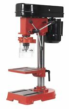 Sealey SDM30 Pillar Drill 5-Speed Hobby Model 580mm Height 350W / 230V