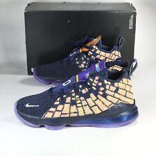 Nike LeBron 17 (PS) All Star Monstars CT4137-400 Size 2 Preschool New