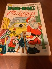 Dennis The Menace Christmas Special Comic 1972 (H)