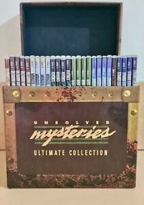 Unsolved Mysteries Ultimate Collection