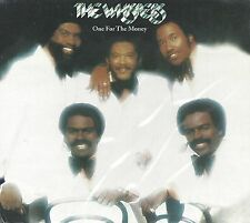 The Whispers ‎–   One For The Money  New cd  Canada import.