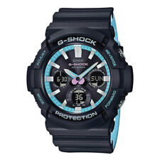 Casio G-Shock Neon Accent Color Watch GAS100PC-1A