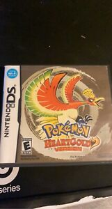 Pokemon Heartgold Version Nintendo DS - Complete