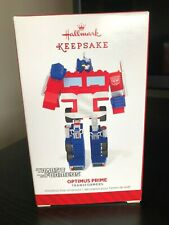 New ListingHallmark 2015 Transformers Optimus Prime Ornament