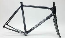 USED 2010 Scott Addict SL Limited Frame Set Size 58cm Carbon 1300g Road Bike