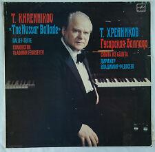 Khrennikov: The Hussar Ballade/Fedoseyev 1983 USSR Melodiya NM