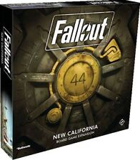 Fallout Board Game - New California Expansion