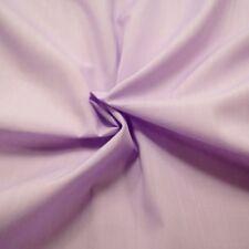 Plain Coloured Polycotton Fabric Poly Cotton Dress Craft Poplin Costume Lining